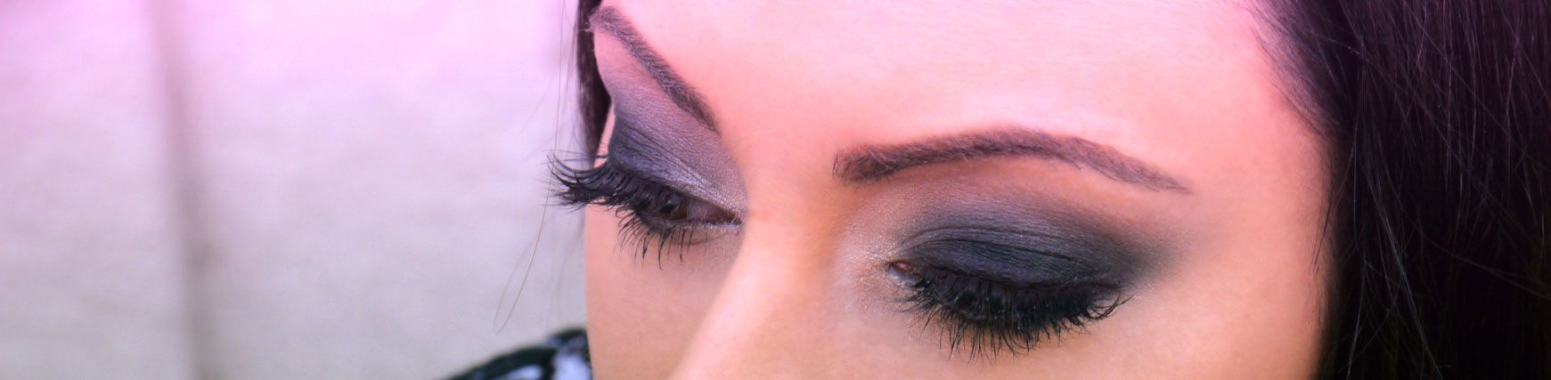 Smoky eyes maquillage des yeux blog mode - Maquillage smoky eyes ...